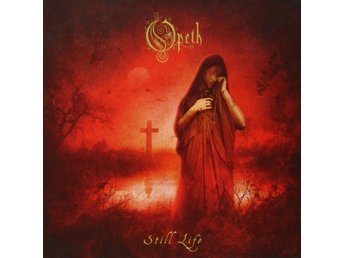 Opeth -Still life DLP w/gatefold cover S/S Peaceville