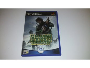 - Medal of Honor Frontline PAL PS2 -