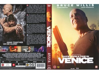 Once Upon A Time In Venice – 2017 – Bruce Willis, John Goodman, Famke Janssen