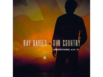 Davies Ray: Our country / Americana act 2 (2 Vinyl LP + Download)
