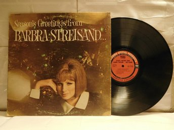 BARBRA STREISAND - SEASON´S GREETINGS FROM