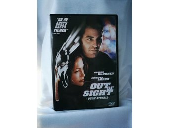 DVD Out of Sight (George Clooney, Steven Soderbergh, Elmore Leonard)