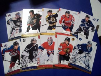 2012-13 Panini Rookie Anthology - Komplett Baseset 1-100 *MINT SKICK*