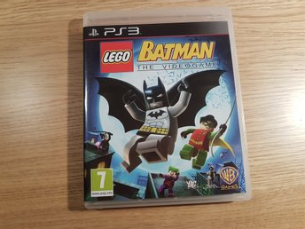 LEGO Batman: The Videogame PS3 Komplett