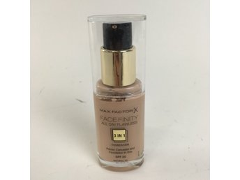 Max Factor, Foundation, Strl: 30ml, Face Finity (Natural 50)