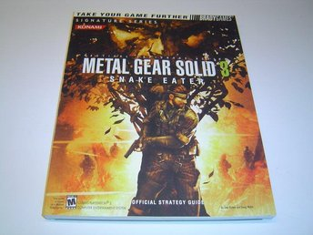 Metal Gear solid 3 Guide *NYTT*