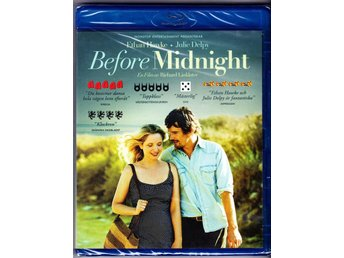 Before Midnight - Richard Linklater - Ethan Hawke - Julie Delpy - Ny!