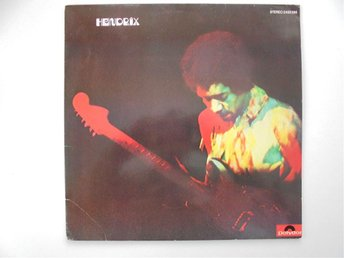 VINYL LP JIMI HENDRIX    BAND OF GYPSYS