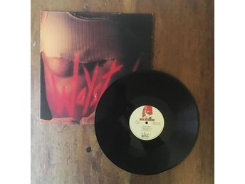 Waysted - Waysted LP | heavy metal hårdrock | NEAR MINT