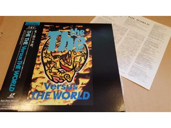THE THE - VERSUS THE WORLD JAPAN LD