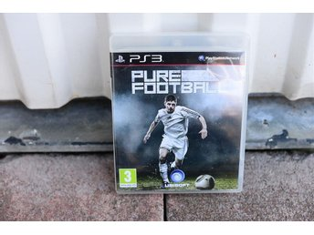 Playstation 3 PS3 spel Pure Fotball