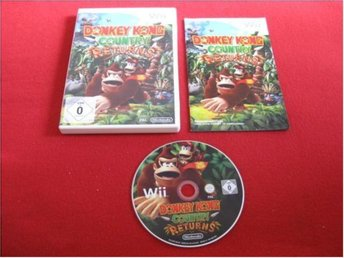 DONKEY KONG COUNTRY RETURNS till Nintendo Wii