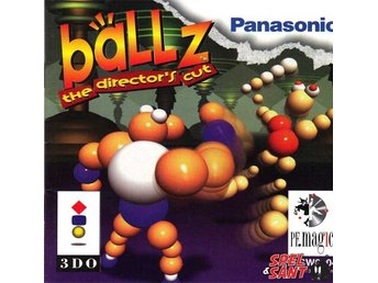 Ballz The Directors Cut (Panasonic 3DO & Nytt Inplastat)