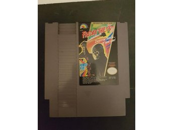 Friday the 13th - NES - USA