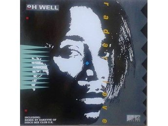 "Oh Well title* Radar Love* Euro House,Synth-pop 12"" Germany"