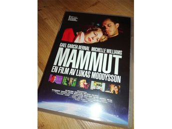 Mammut (Lukas Moodyson, utgången dvd) - Uppsala - Mammut (Lukas Moodyson, utgången dvd) - Uppsala