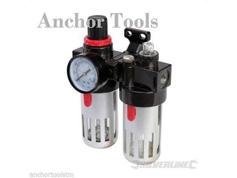 Air Penumatic Air Filter & Oil Lubricator for Garage Air Compressing