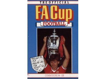 C64 - F.A. Cup Football (K) (Beg)