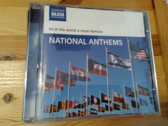 44 Of The World's Most Famous National Anthems, CD