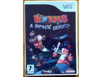 Worms: A Space Oddity (Wii BEG! PAL)