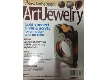 Art Jewelry magazine Januari 2013