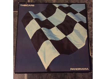 THE CARS - PANORAMA. (MVG LP)