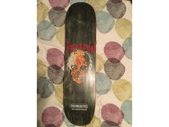 Repulsion death metal grindcore grind skateboard