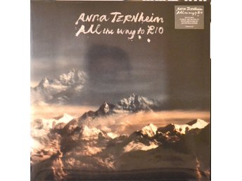Anna Ternheim - All The Way To Rio (NY Blue Vinyl) LP