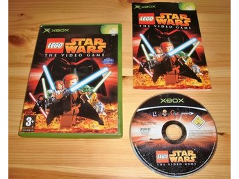 Xbox: Lego Star Wars the Video Game