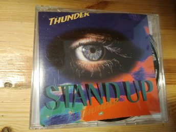 Thunder - Stand Up, CDs
