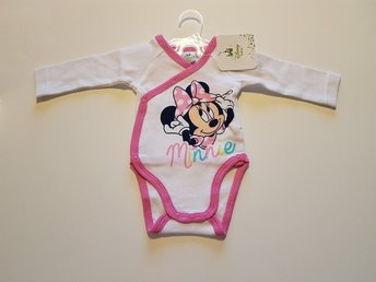 NY Mimmie Pigg / Minnie Mouse Disney Omlott Body strl 62