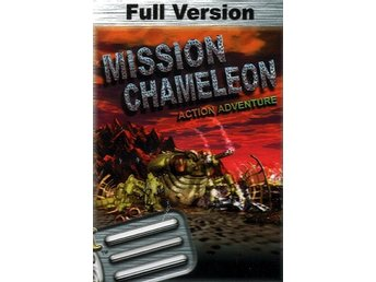 Mission Chameleon - on-stop action / NYTT inplastat PC spel