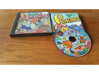PARAPPA THE RAPPER PS1 BEG