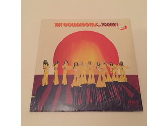 THE GOLDDIGGERS - TODAY!. (LP)