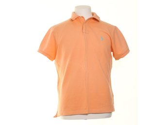 Polo Ralph Lauren, Pikétröja, Strl: M, Orange