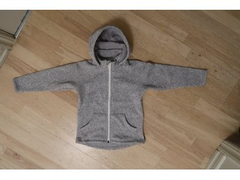Polarn O. Pyret Hoodie-fleece stl 110/116 - Lager 2 - NY!