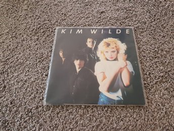 Kim wilde - kim wilde (kids in america) Lp