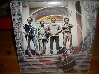 LP Four Tops - Changing times