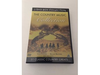 The Country Music Collection 3 Dvd