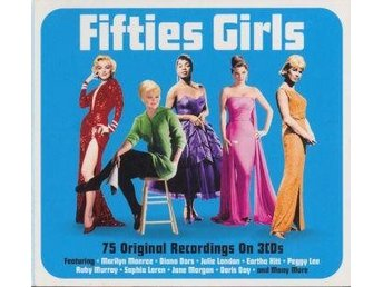 Fifties Girls (3 CD)