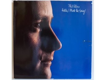 PHIL COLLINS-Hello I Must Be Going, Tyskland 1982