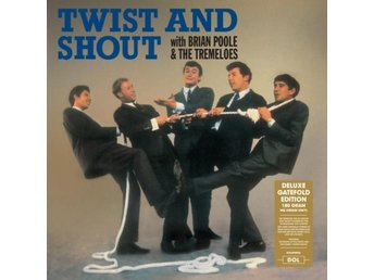 Brian Poole & The Tremeloes: Twist and shout (Vinyl LP)