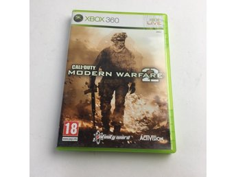 Activision, XBOX-Spel, Call of duty Modern Warfare 2