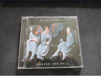 Black Sabbath - Heaven And Hell 1980   (RJD/T.Iommi/G.Butler/V.Appice/B.Ward)