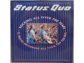 Status Quo-Rocking all over the years / Dubbel-LP
