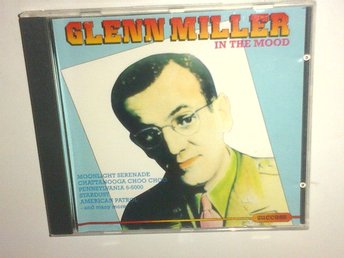Glenn Miller - In The Mood, CD