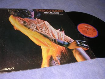 Van McCoy - Disco Baby (LP) US 1975 VG+/VG+