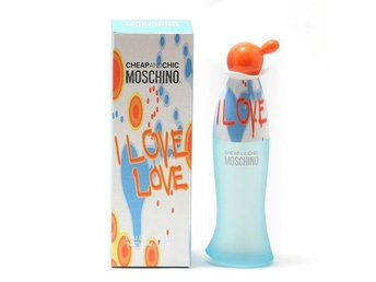 Moschino Cheap And Chic I Love Love Edt 50ml - Kungsbacka - Moschino Cheap And Chic I Love Love Edt 50ml - Kungsbacka