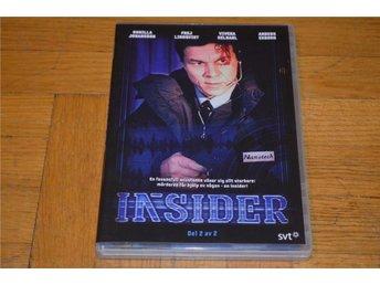 Insider - Del 2 av 2 ( Anders Ekborg Viveka Seldahl ) 1998 - DVD - Töre - Insider - Del 2 av 2 ( Anders Ekborg Viveka Seldahl ) 1998 - DVD - Töre