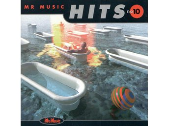 Mr Music Hits 10 - 1996 - CD